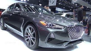 2019 Genesis G70 - Exterior And Interior Walkaround - 2018 Montreal Auto Show