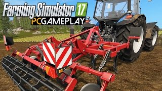 Farming Simulator 17 Gameplay (PC HD)