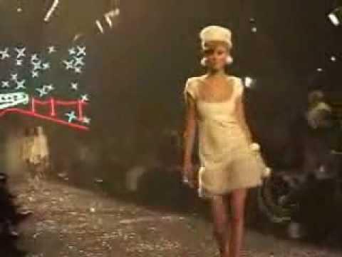 Sweetface by Jennifer Lopez Fall 2005 fashion show