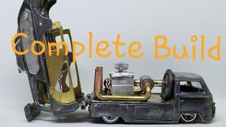 Steampunk Custom Hotwheel