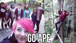 One of Miss Yammy's most viewed videos: Go Ape