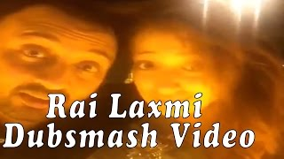 Rai Laxmi Dubsmash Video With Ritesh Deshmukh