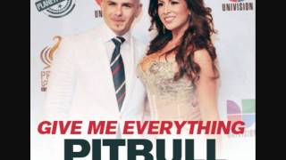 Pitbull Feat. Neyo- Give Me Everything (Tonight) HQ [Lyrics+Download]