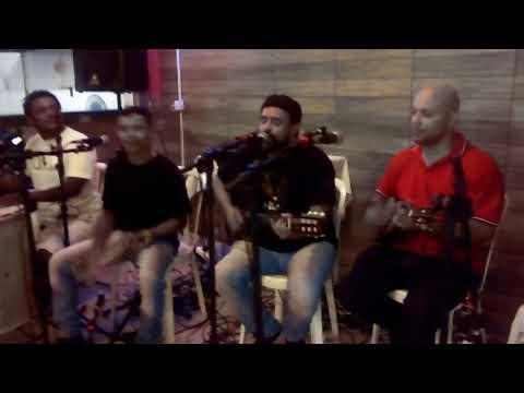 BabySom Sales com a banda do Fernando Boi