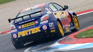 Btcc Preview: Andrew Jordan'S Fast Lap Of Thruxton
