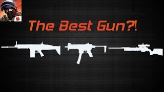 Bullet Force - WHAT IS THE BEST GUN?!