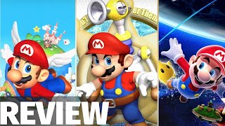 Super Mario 3D All-Stars Review - Mario at His Very Best (Video Game Video Review)