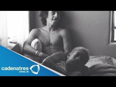 Escandaliza la foto de la hija de Will Smith en la cama con Moises Arias