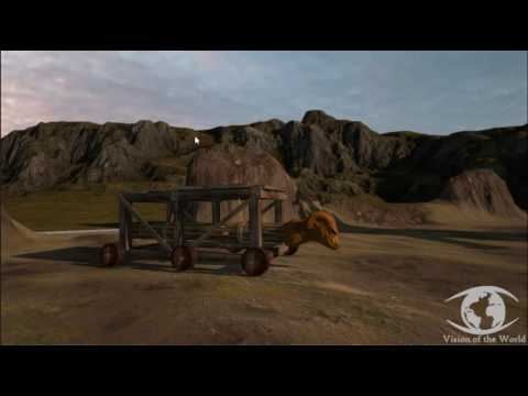 Physics Siege Engines System - Battering ram