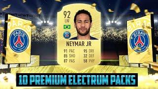 FUT 20 - 10 Premium Electrum Players Packs!