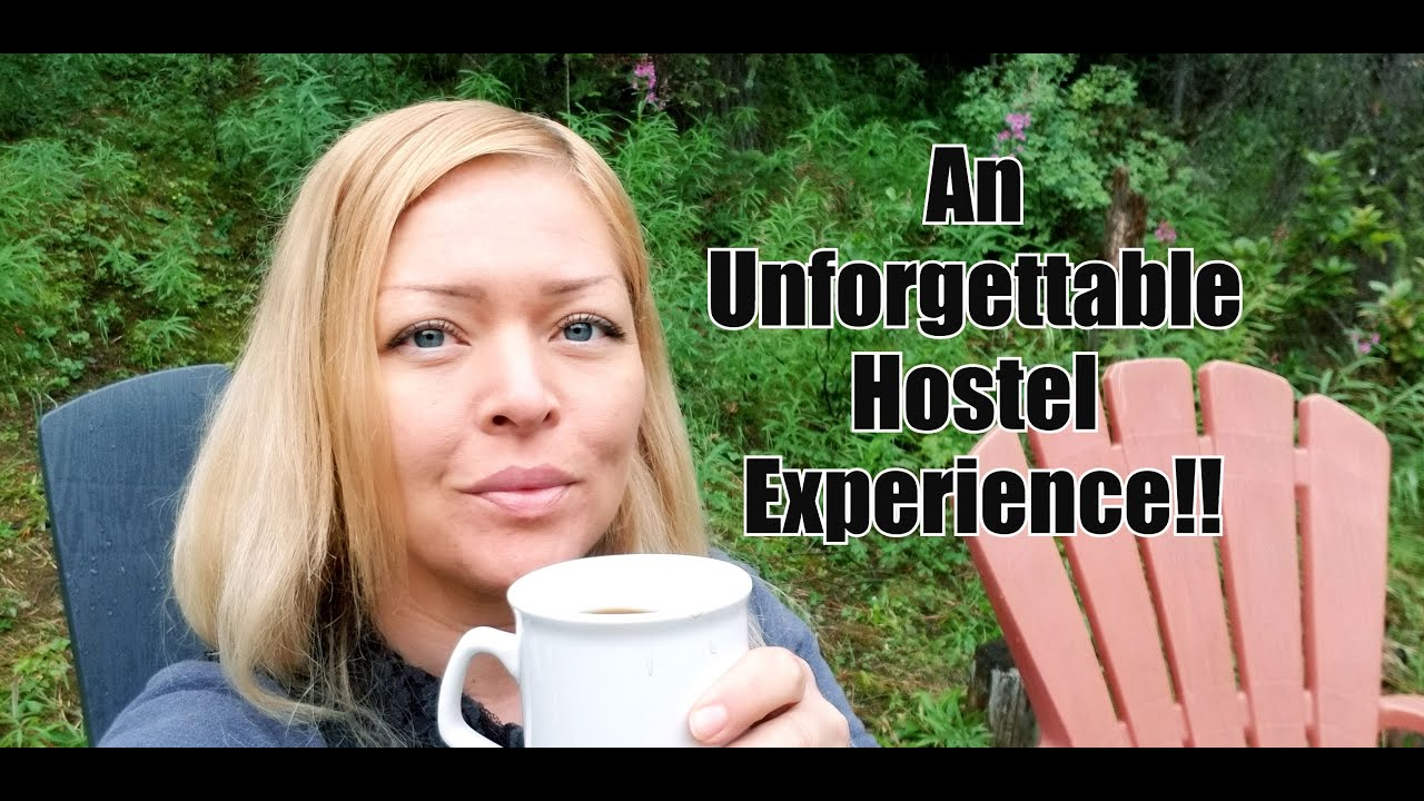 The Most Beautiful Wilderness Hostel | Yoho National Park | British Columbia | Travel Vlog