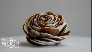 Gambar cover Wesley Sola Wood Flower