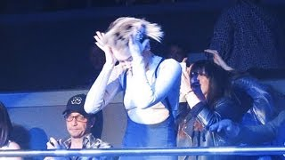 Repeat youtube video Miley Cyrus Dances To Britney Spears' Till The World Ends