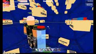 Going out on ROBLOX with a bang!!!!!
