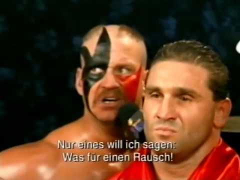 Hitman Hart Wrestling with Shadow ( mit Deutschen Untertitel )