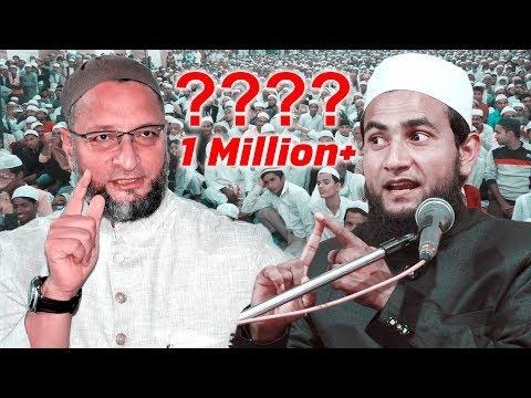Maulana Abdullah Salim chaturvedi  New Speech    Latest Mushaira