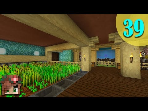 Wheat Farm Room | Vanilla Minecraft 1.13 Let's Build [Episode 39]