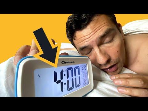 Зачем Рано Вставать? | Просыпался в 4 Утра Целую Неделю