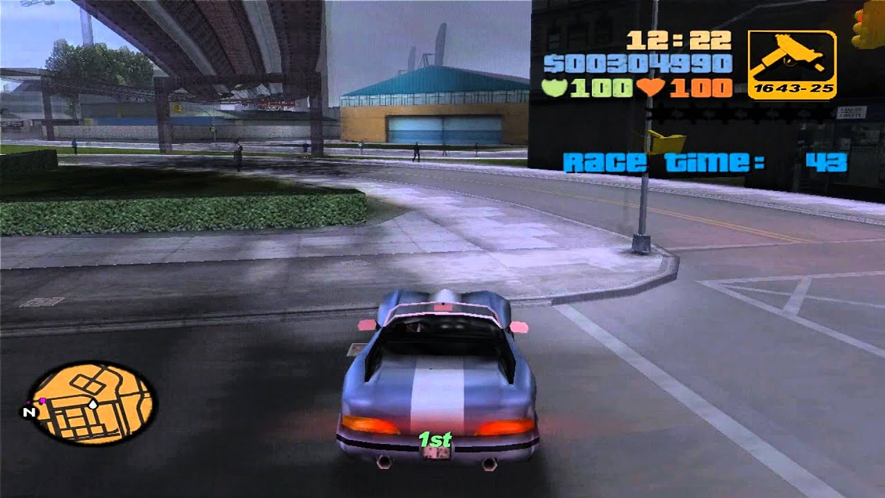 Let's Play Grand Theft Auto III (GTA 3) 100%   Part 15 ...