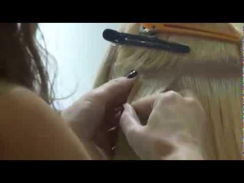 Стрижка на вьющихся волосах. Парикмахер тв.