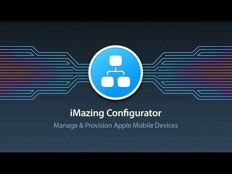 Introduction to iMazing Configurator