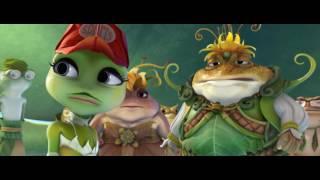 Принцесса-лягушка | Frog Kingdom | Русский трейлер  | 2013