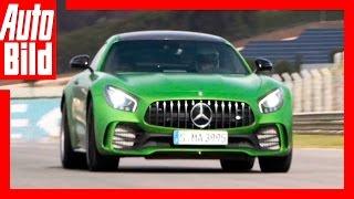 Mercedes-AMG GT R (2016) / Fahrbericht / Review / Racetrack
