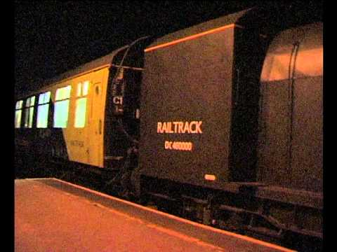 Gauging Train @ Barry with 37669 March 2002