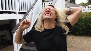 Real Glass Beer Bottle Smash to the Head! - Dudesons VLOG