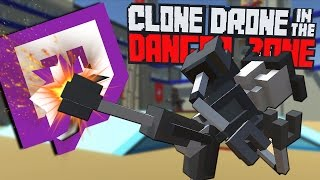 LET'S TRY TWITCH MODE! - Clone Drone In The Danger Zone Live [Ended]