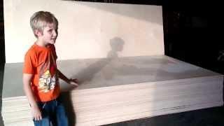 Baltic Birch Marine Plywood