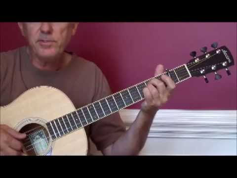 Something in the way she moves - James Taylor guitar lesson - YouTube