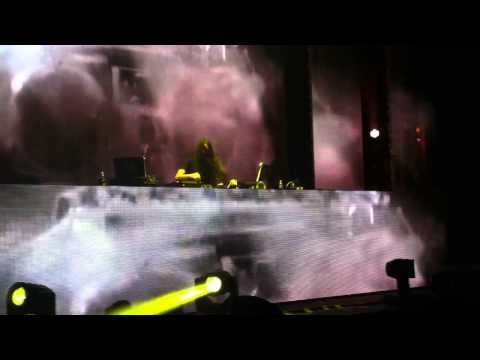 Bassnectar live , columbia opening