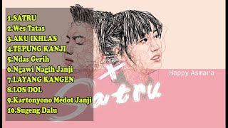 DENNY CAKNAN X HAPPY ASMARA - Satru | Album Lengkap Terbaru 2021
