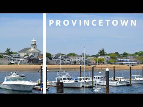 Things to do in... Provincetown, Cape Cod | Travel Vlog | thirtysomethingsdo
