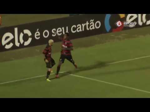 Melhores Momentos - Vitória 3 x 0 Bragantino - Copa do Brasil (15/03/2018)