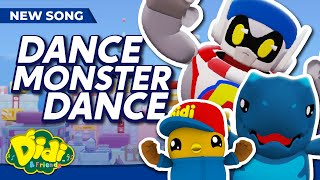 Dance Monster Dance - NEW 2020 Song For Kids   Didi & Friends
