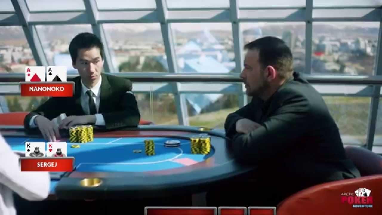 Poker iceland