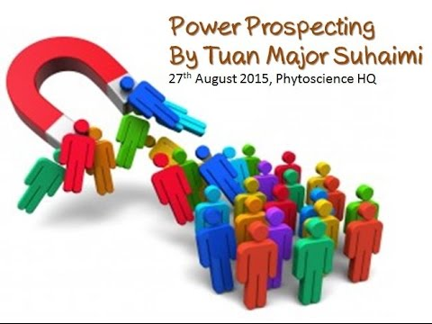 Power Prospecting By Major Suhaimi