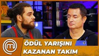 Büyük Ödülü Kazanan Takım Belli Oldu! | MasterChef Türkiye 72.Bölüm