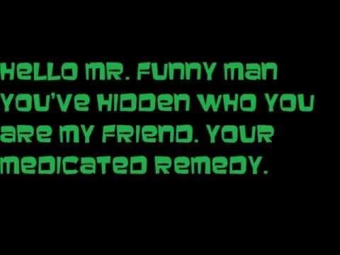 Mr. Funny Man-Christofer Drew