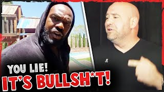 Jon Jones GOES OFF on Dana White for 'lying to fans' about Ngannou fight, Jorge Masvidal RIPS Colby