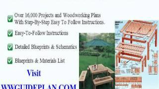 Wood Plans Bedroom Furniture