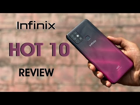 Infinix Hot 10 Unboxing and Review