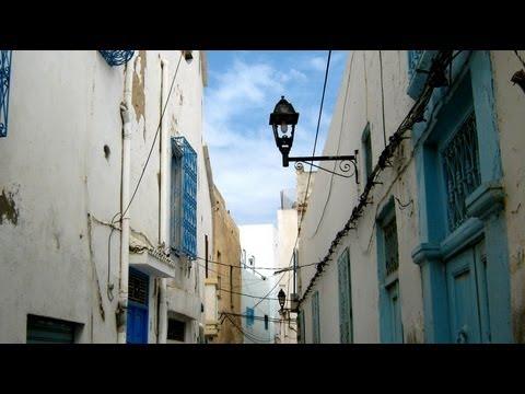 Sousse Tunisia - walking through the Medina