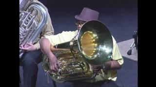 UNITUBA - Jon Sass - Meltdown - tuba ensemble