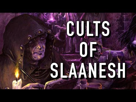 40 Facts and Lore on Slaanesh Cults Warhammer 40K