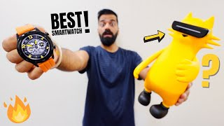 Realme Watch S Pro Unboxing & First Look - Best Smartwatch in ₹9,999???