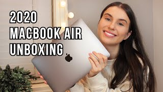 "13"" MacBook Air 2020 Unboxing + Overview (first impression)"