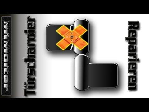 einbauanleitung f r das dreiteilige t rband 4 von dr hahn funnydog tv. Black Bedroom Furniture Sets. Home Design Ideas